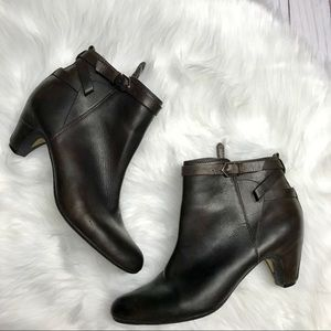Sam Edelman Maddox leather booties